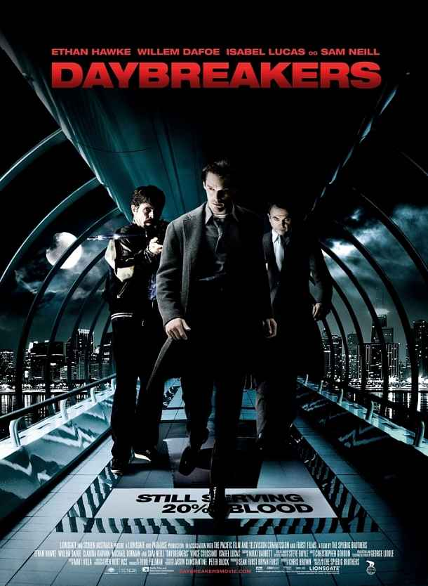 daybreakers - plakat