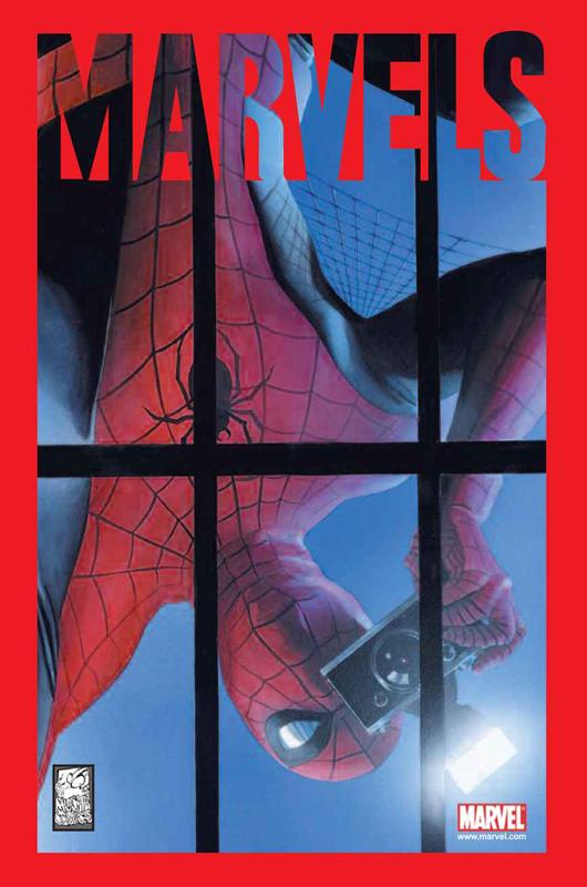 Marvels - okładka