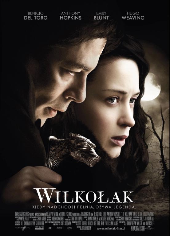 Wilkołak - plakat