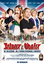 Asteriks i Obeliks: W służbie Jej Królewskiej Mości