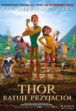 Thor ratuje przyjaciół
