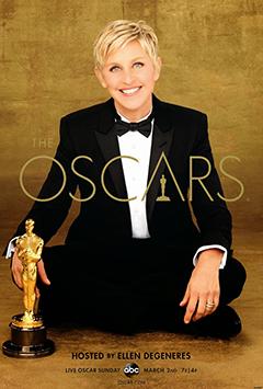 Oscar 2014 poster