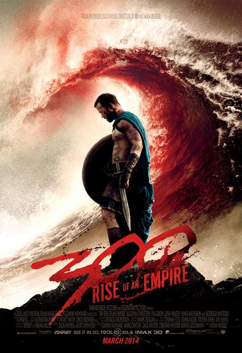 300: Początek imperium - plakat