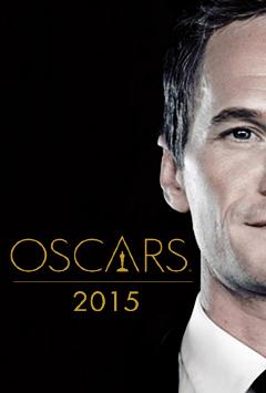 Oscar 2015 poster