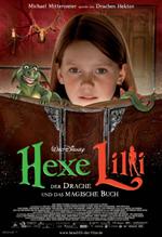 Czarodziejka Lili: Smok i magiczna księga