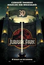 Park jurajski 3D